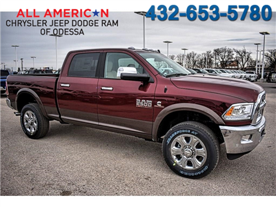 2018 Ram 2500 Crew Cab 4x4, Pickup #JG232401 - photo 1