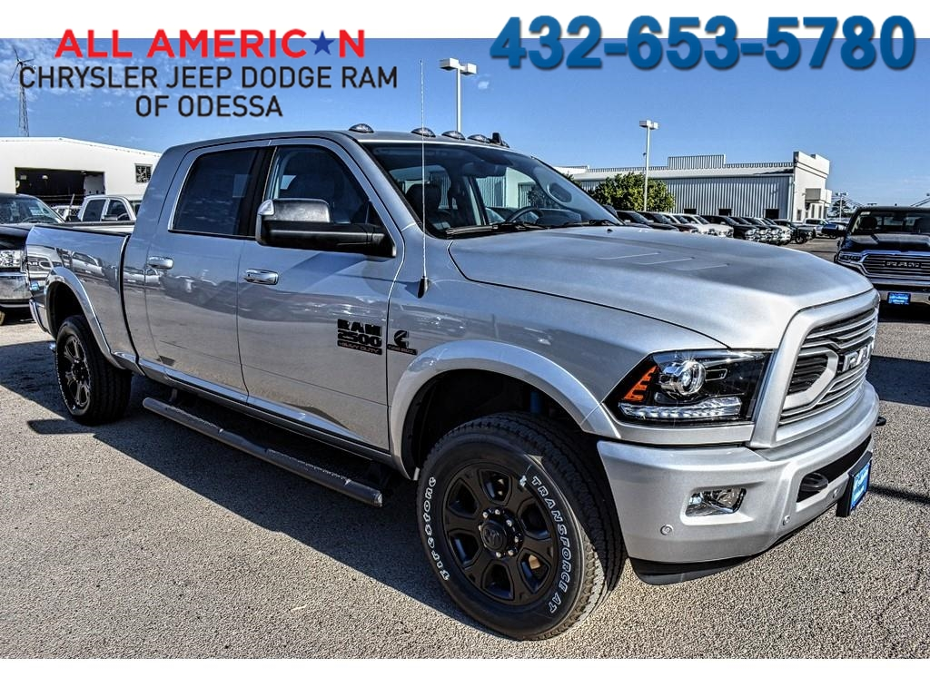 2018 Ram 2500 Mega Cab 4x4, Pickup #JG232405 - photo 1