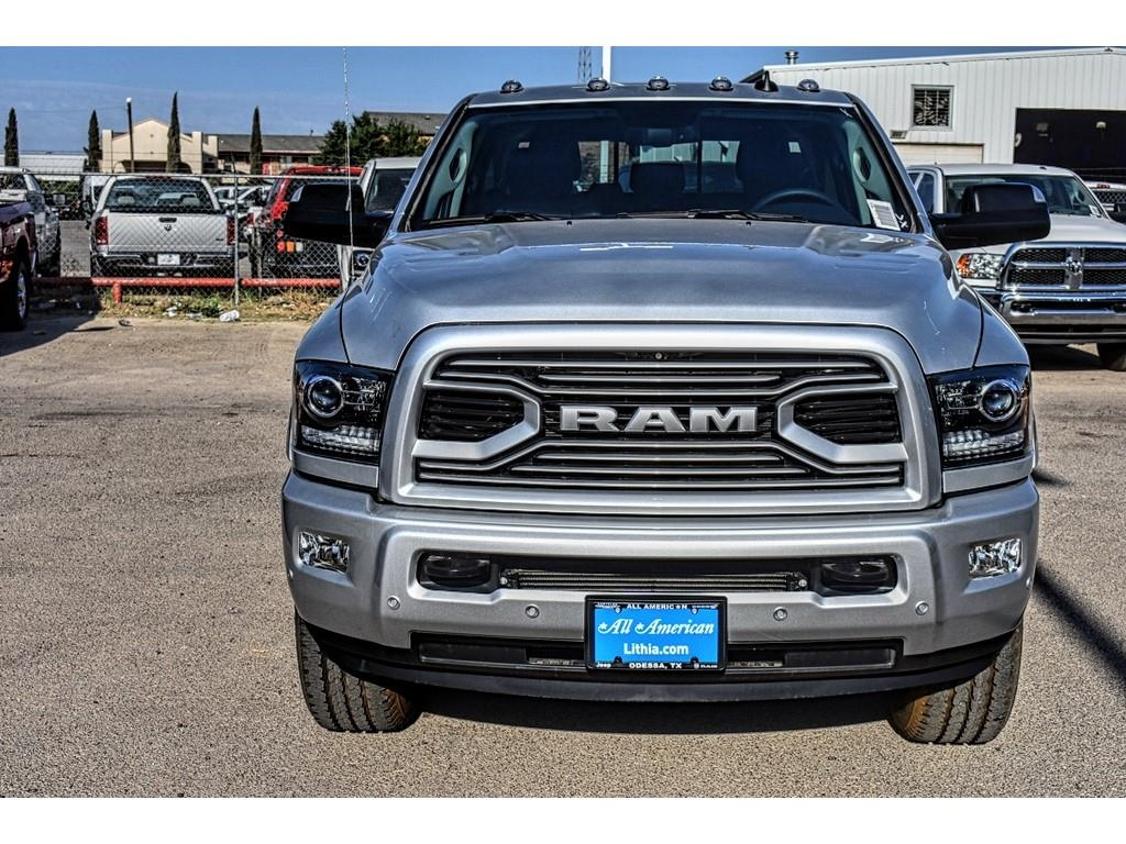 2018 Ram 2500 Mega Cab 4x4, Pickup #JG232405 - photo 4