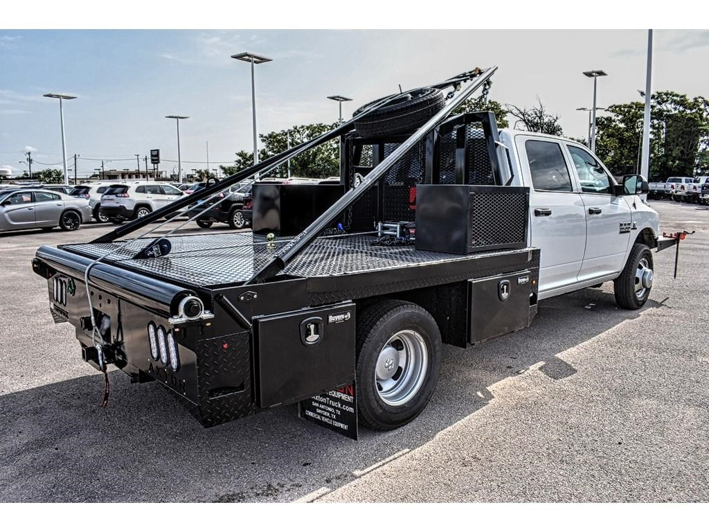 2018 Ram 3500 Crew Cab DRW 4x4,  Hooklift Body #JG239527 - photo 2