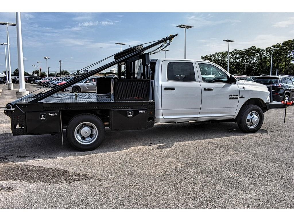2018 Ram 3500 Crew Cab DRW 4x4,  Hooklift Body #JG239527 - photo 12