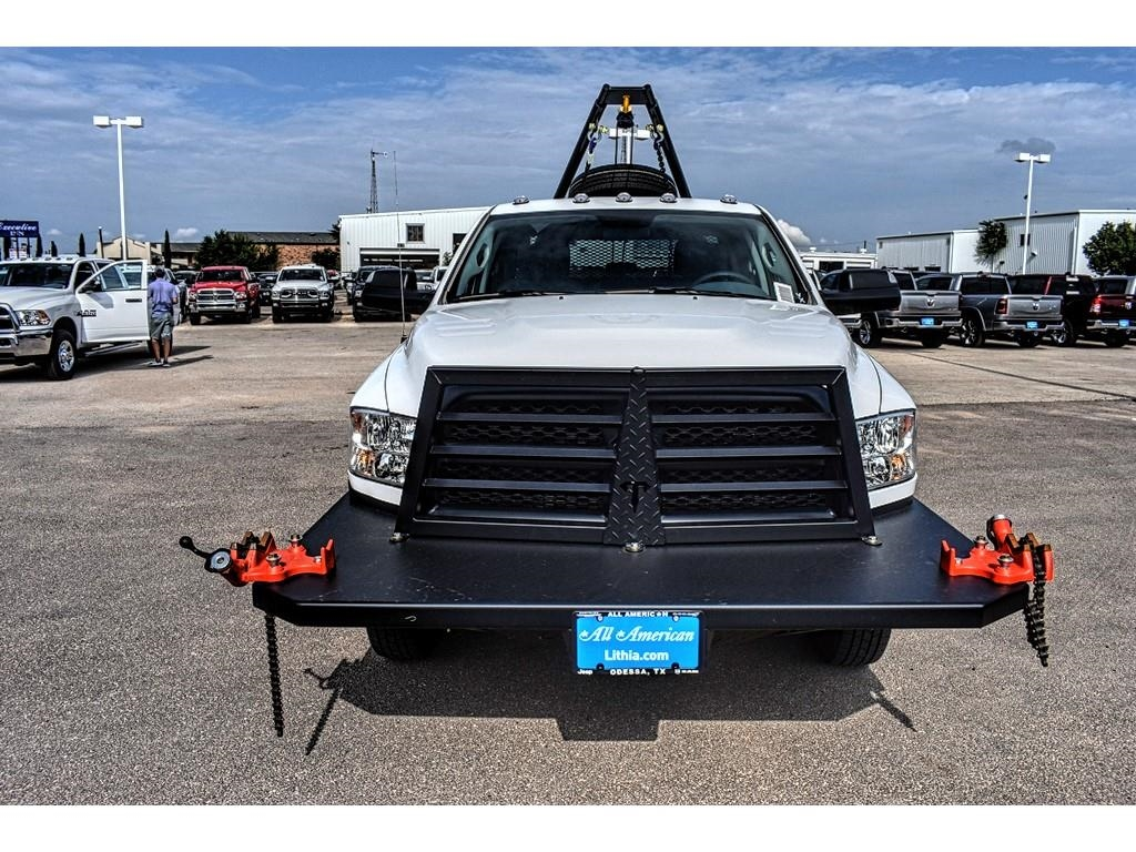 2018 Ram 3500 Crew Cab DRW 4x4,  Hooklift Body #JG239527 - photo 4