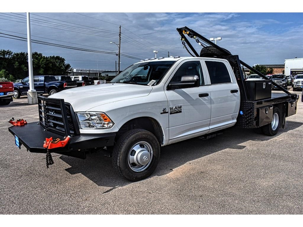 2018 Ram 3500 Crew Cab DRW 4x4,  Hooklift Body #JG239527 - photo 6
