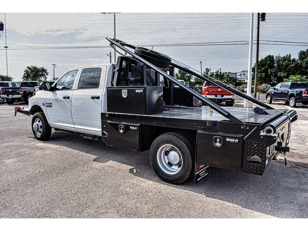 2018 Ram 3500 Crew Cab DRW 4x4,  Hooklift Body #JG239527 - photo 8