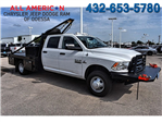 2018 Ram 3500 Crew Cab DRW 4x4,  Hooklift Body #JG239527 - photo 1