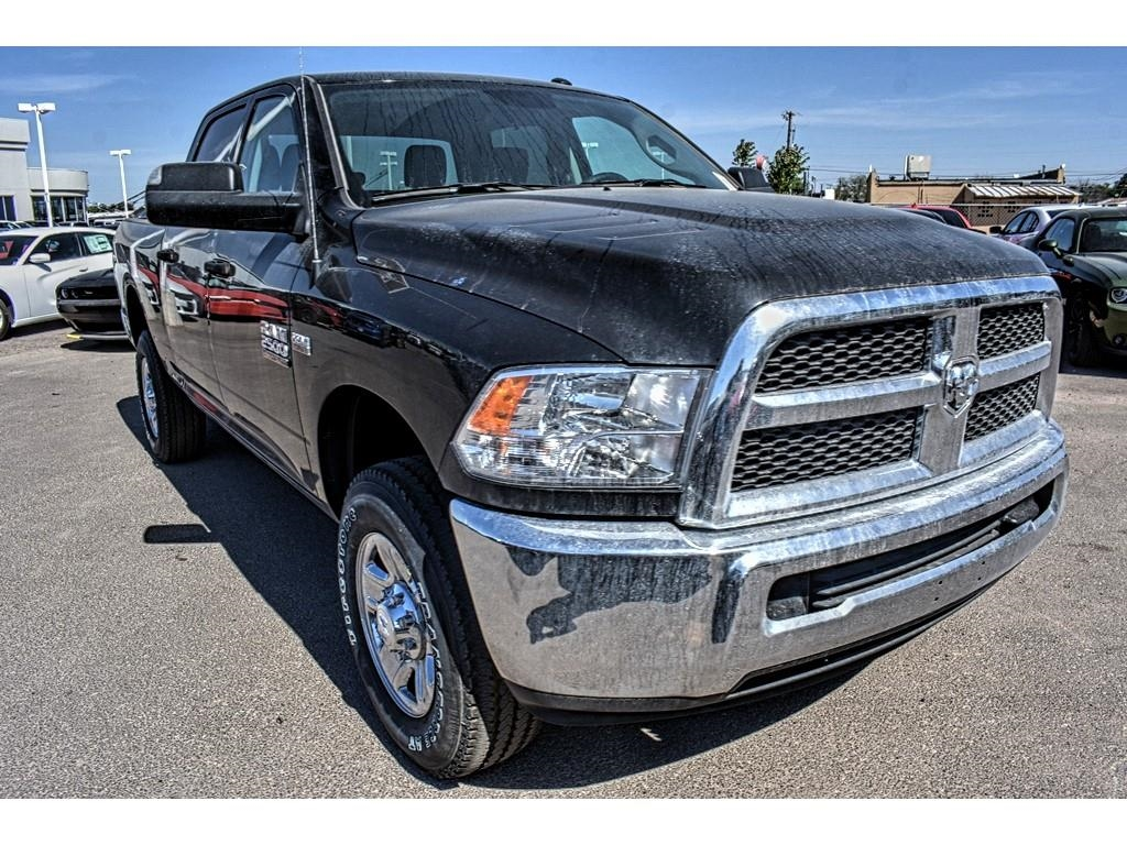 2018 Ram 2500 Crew Cab 4x4, Pickup #JG256003 - photo 3