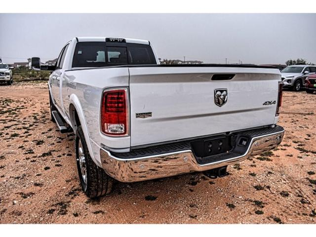 2018 Ram 3500 Crew Cab 4x4,  Pickup #JG353914 - photo 9