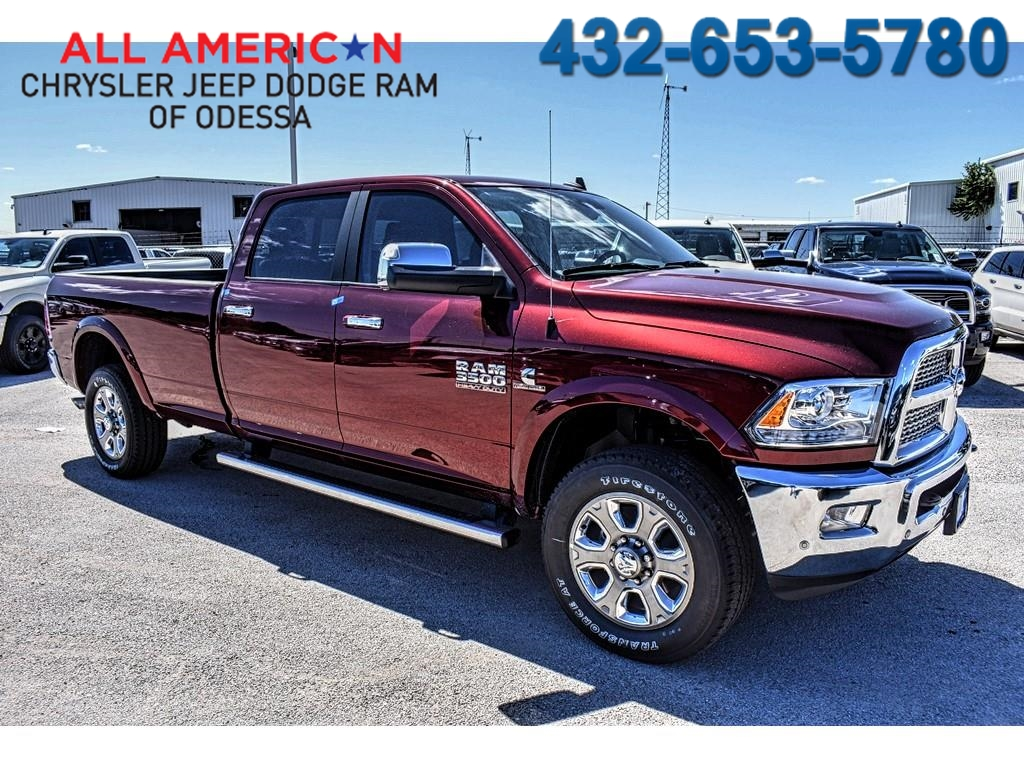 2018 Ram 3500 Crew Cab 4x4,  Pickup #JG353915 - photo 1