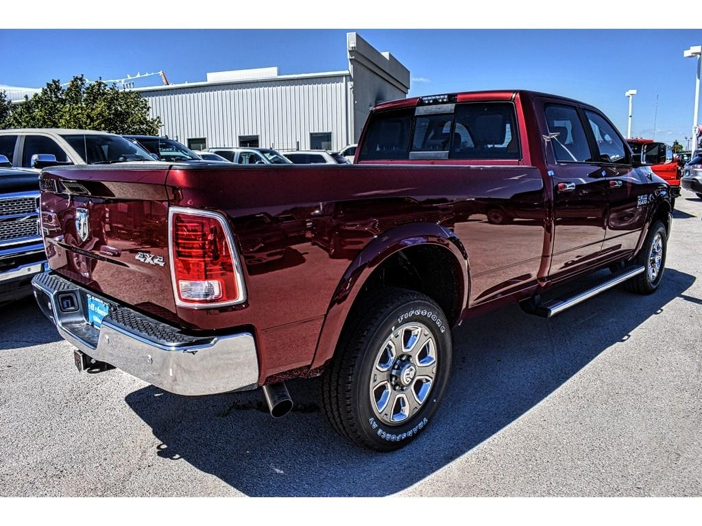 2018 Ram 3500 Crew Cab 4x4,  Pickup #JG353915 - photo 2