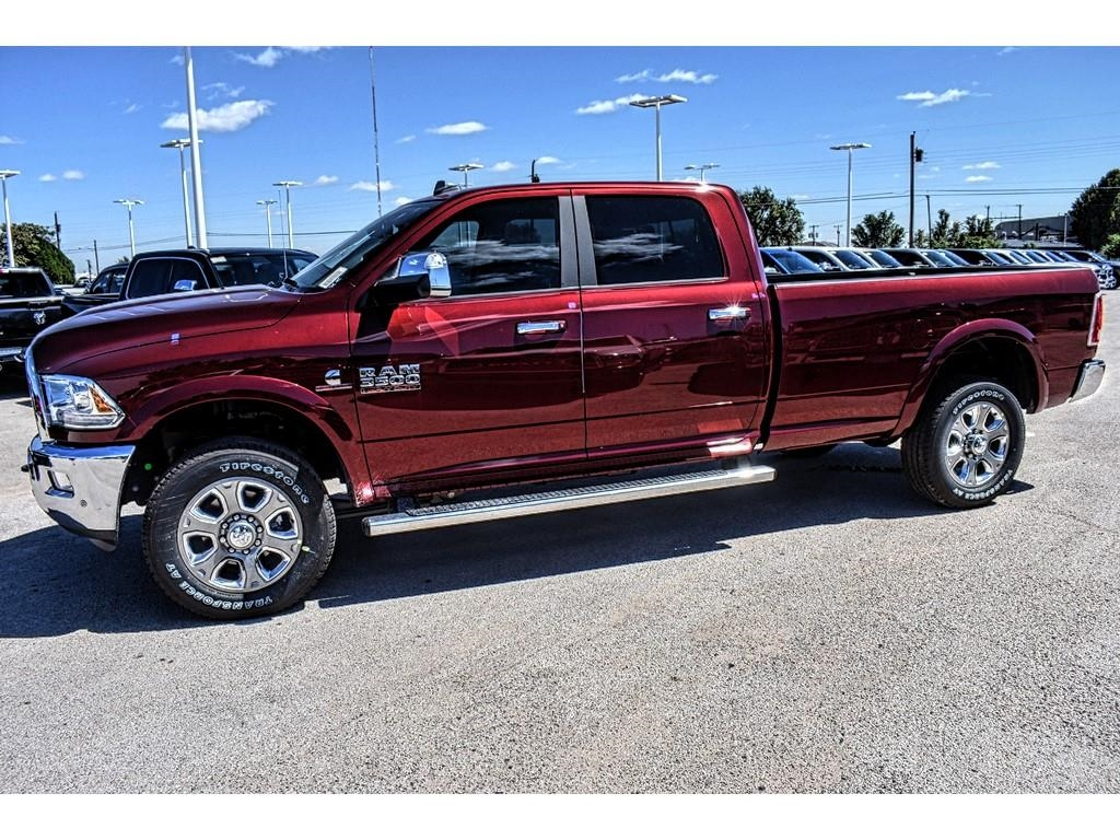 2018 Ram 3500 Crew Cab 4x4,  Pickup #JG353915 - photo 7