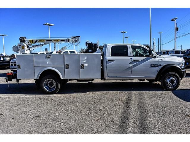2018 Ram 5500 Crew Cab DRW 4x4,  Stahl Mechanics Body #JG371771 - photo 12