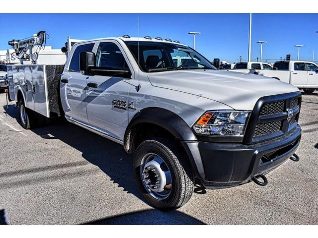 2018 Ram 5500 Crew Cab DRW 4x4,  Stahl Mechanics Body #JG371771 - photo 3