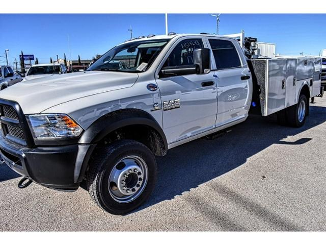 2018 Ram 5500 Crew Cab DRW 4x4,  Stahl Mechanics Body #JG371771 - photo 6