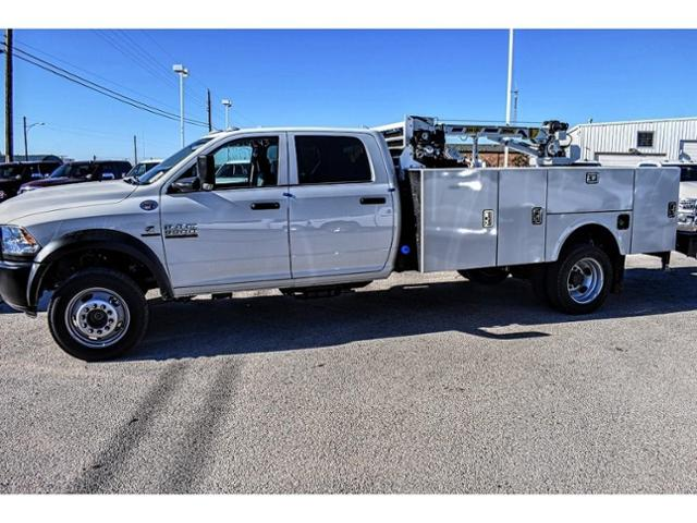 2018 Ram 5500 Crew Cab DRW 4x4,  Stahl Mechanics Body #JG371771 - photo 7