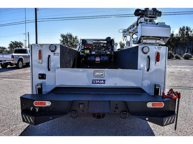 2018 Ram 5500 Crew Cab DRW 4x4,  Stahl Mechanics Body #JG371771 - photo 10