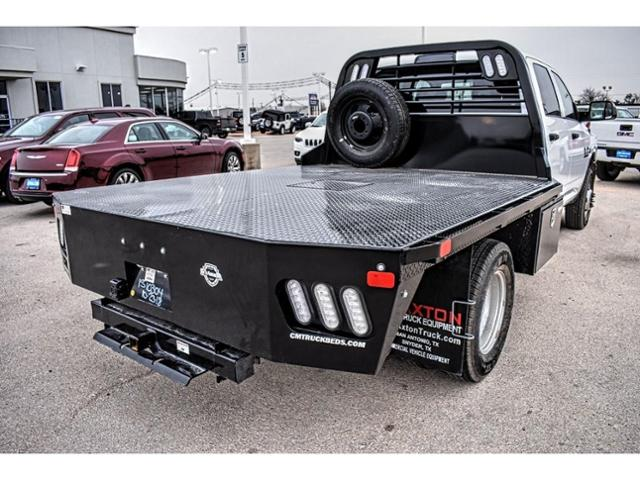 2018 Ram 3500 Crew Cab DRW 4x4,  Platform Body #JG394838 - photo 2