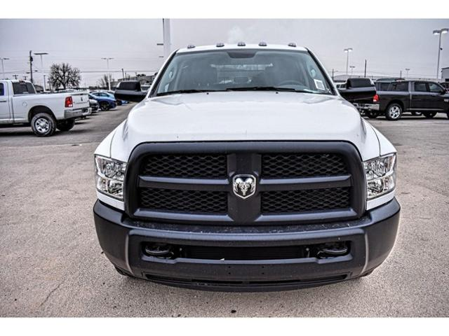 2018 Ram 3500 Crew Cab DRW 4x4,  Platform Body #JG394838 - photo 4