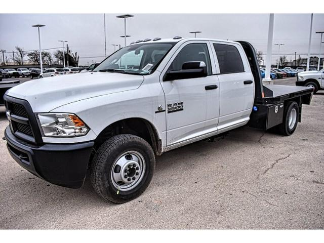 2018 Ram 3500 Crew Cab DRW 4x4,  Platform Body #JG394838 - photo 6