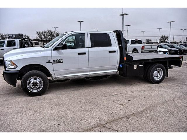2018 Ram 3500 Crew Cab DRW 4x4,  Platform Body #JG394838 - photo 7