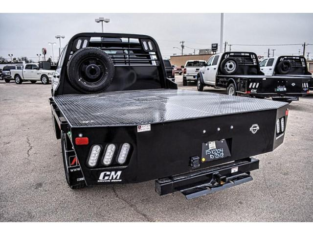 2018 Ram 3500 Crew Cab DRW 4x4,  Platform Body #JG394838 - photo 9