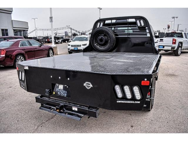 2018 Ram 3500 Crew Cab DRW 4x4,  Platform Body #JG394839 - photo 2