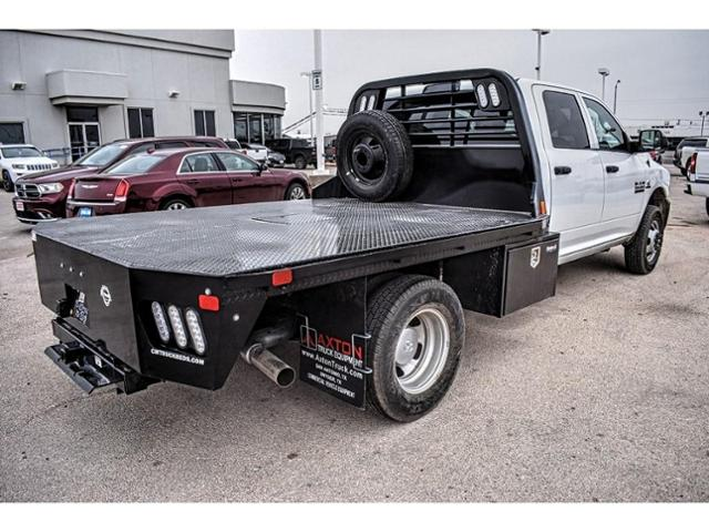 2018 Ram 3500 Crew Cab DRW 4x4,  Platform Body #JG394839 - photo 11