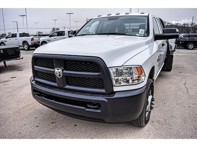 2018 Ram 3500 Crew Cab DRW 4x4,  Platform Body #JG394839 - photo 5