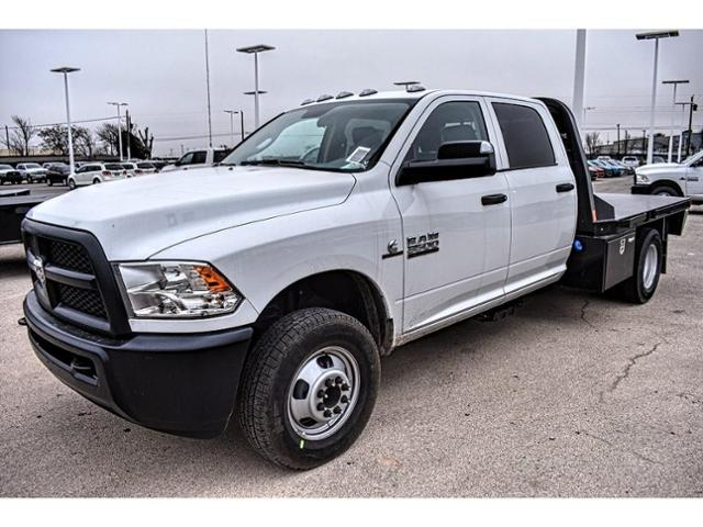 2018 Ram 3500 Crew Cab DRW 4x4,  Platform Body #JG394839 - photo 6