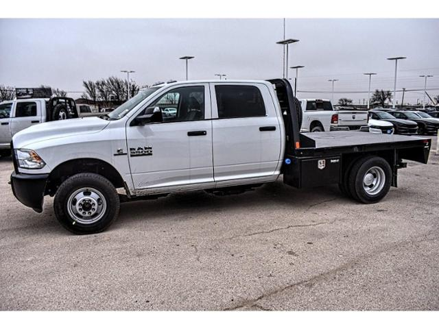 2018 Ram 3500 Crew Cab DRW 4x4,  Platform Body #JG394839 - photo 7
