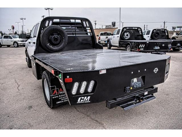 2018 Ram 3500 Crew Cab DRW 4x4,  Platform Body #JG394839 - photo 9