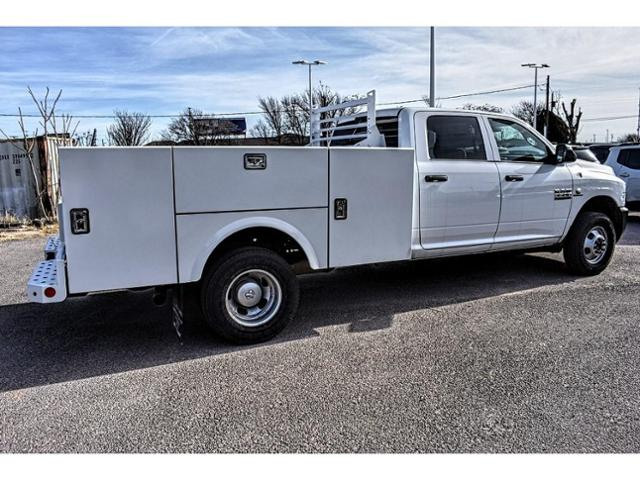 2018 Ram 3500 Crew Cab DRW 4x4,  Service Body #JG398049 - photo 12