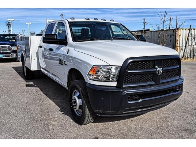 2018 Ram 3500 Crew Cab DRW 4x4,  Service Body #JG398049 - photo 3