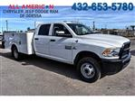 2018 Ram 3500 Crew Cab DRW 4x4,  Service Body #JG398049 - photo 1
