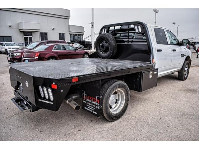 2018 Ram 3500 Crew Cab DRW 4x4,  Platform Body #JG398052 - photo 11