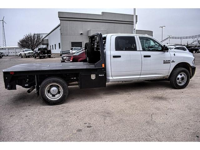 2018 Ram 3500 Crew Cab DRW 4x4,  Platform Body #JG398052 - photo 12