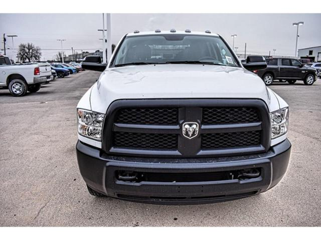 2018 Ram 3500 Crew Cab DRW 4x4,  Platform Body #JG398052 - photo 4