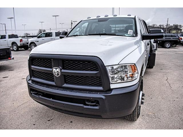 2018 Ram 3500 Crew Cab DRW 4x4,  Platform Body #JG398052 - photo 5