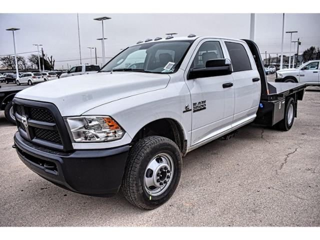 2018 Ram 3500 Crew Cab DRW 4x4,  Platform Body #JG398052 - photo 6