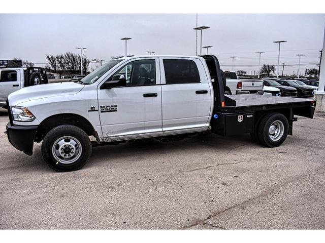 2018 Ram 3500 Crew Cab DRW 4x4,  Platform Body #JG398052 - photo 7