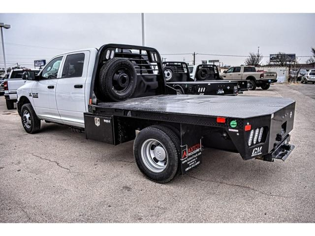 2018 Ram 3500 Crew Cab DRW 4x4,  Platform Body #JG398052 - photo 8