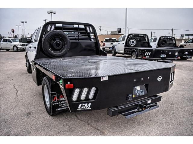 2018 Ram 3500 Crew Cab DRW 4x4,  Platform Body #JG398052 - photo 9