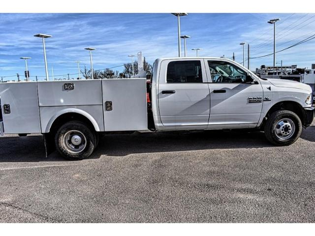 2018 Ram 3500 Crew Cab DRW 4x4,  Service Body #JG401894 - photo 12