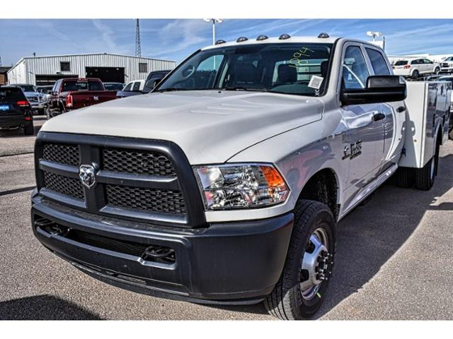 2018 Ram 3500 Crew Cab DRW 4x4,  Service Body #JG401894 - photo 5