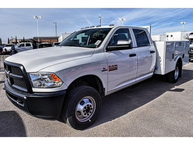 2018 Ram 3500 Crew Cab DRW 4x4,  Service Body #JG401894 - photo 6