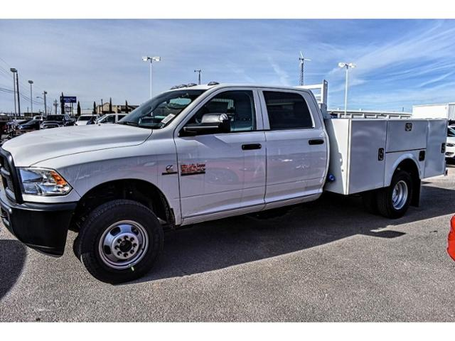 2018 Ram 3500 Crew Cab DRW 4x4,  Service Body #JG401894 - photo 7