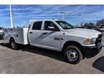 2018 Ram 3500 Crew Cab DRW 4x4,  Service Body #JG401894 - photo 1