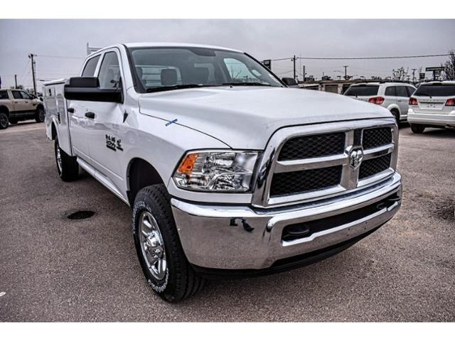 2018 Ram 2500 Crew Cab 4x4,  Service Body #JG403308 - photo 3