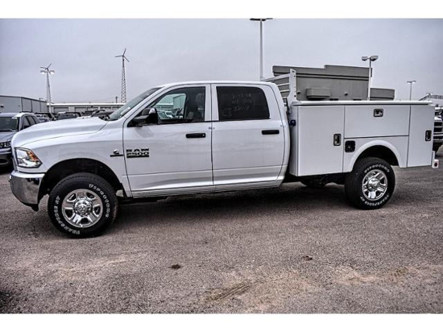 2018 Ram 2500 Crew Cab 4x4,  Service Body #JG403308 - photo 7