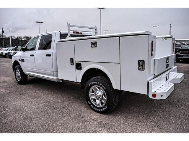 2018 Ram 2500 Crew Cab 4x4,  Service Body #JG403308 - photo 8