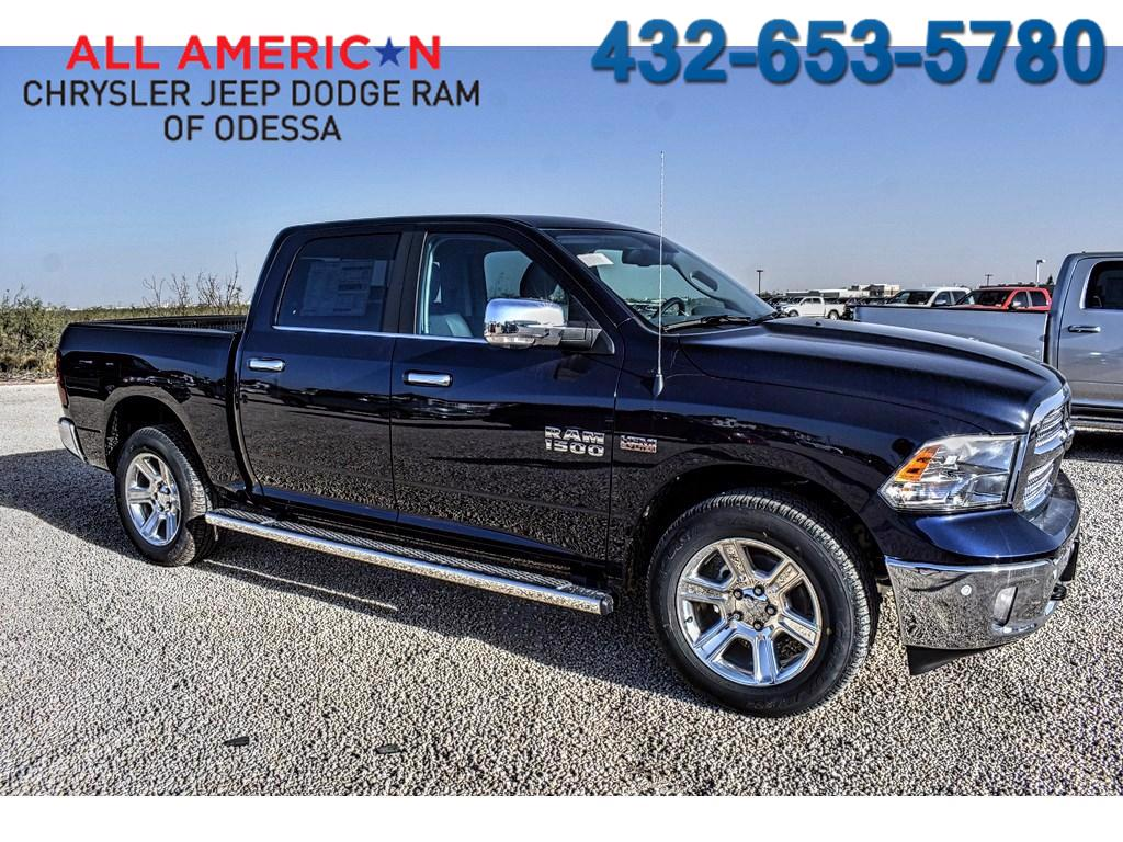 2018 Ram 1500 Crew Cab 4x4, Pickup #JS128782 - photo 1